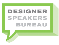 Designer Speakers Bureau